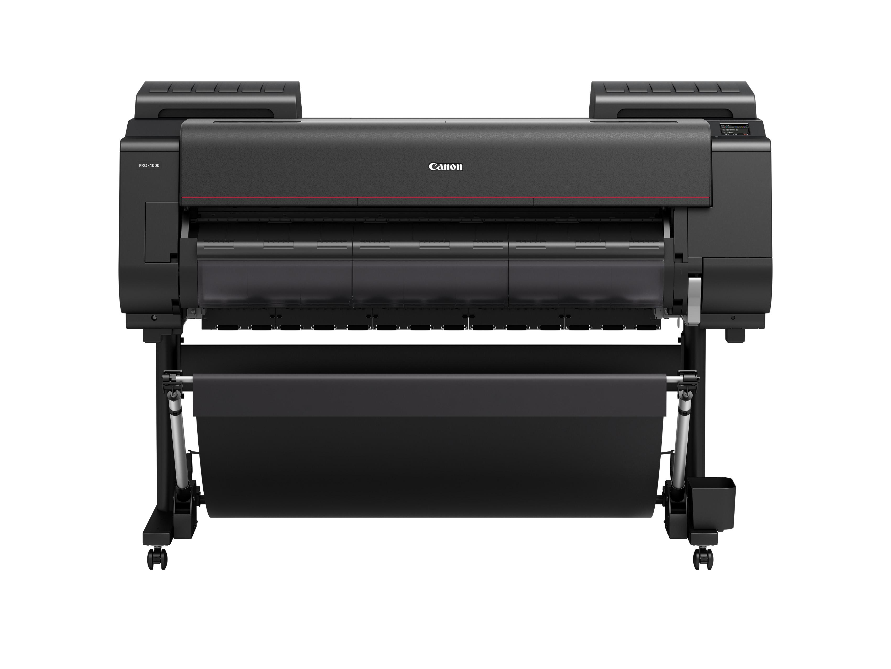 "Canon imagePROGRAF PRO-4000 Printer - 44"" inch - B0 - 12 Colour - Photo | Graphics | Fine Art Printer - 1127C003AA"