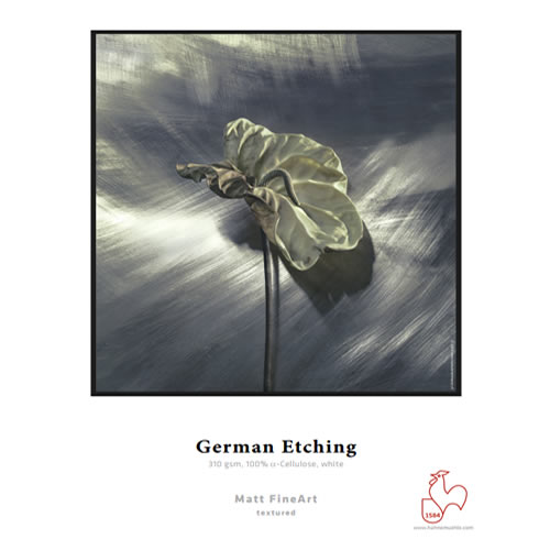Hahnemuhle German Etching 310gsm - Digital Fine Art Paper Media - A3+ x 25 sheets - 10641641 - express delivery from GDS - Graphic Design Supplies Ltd