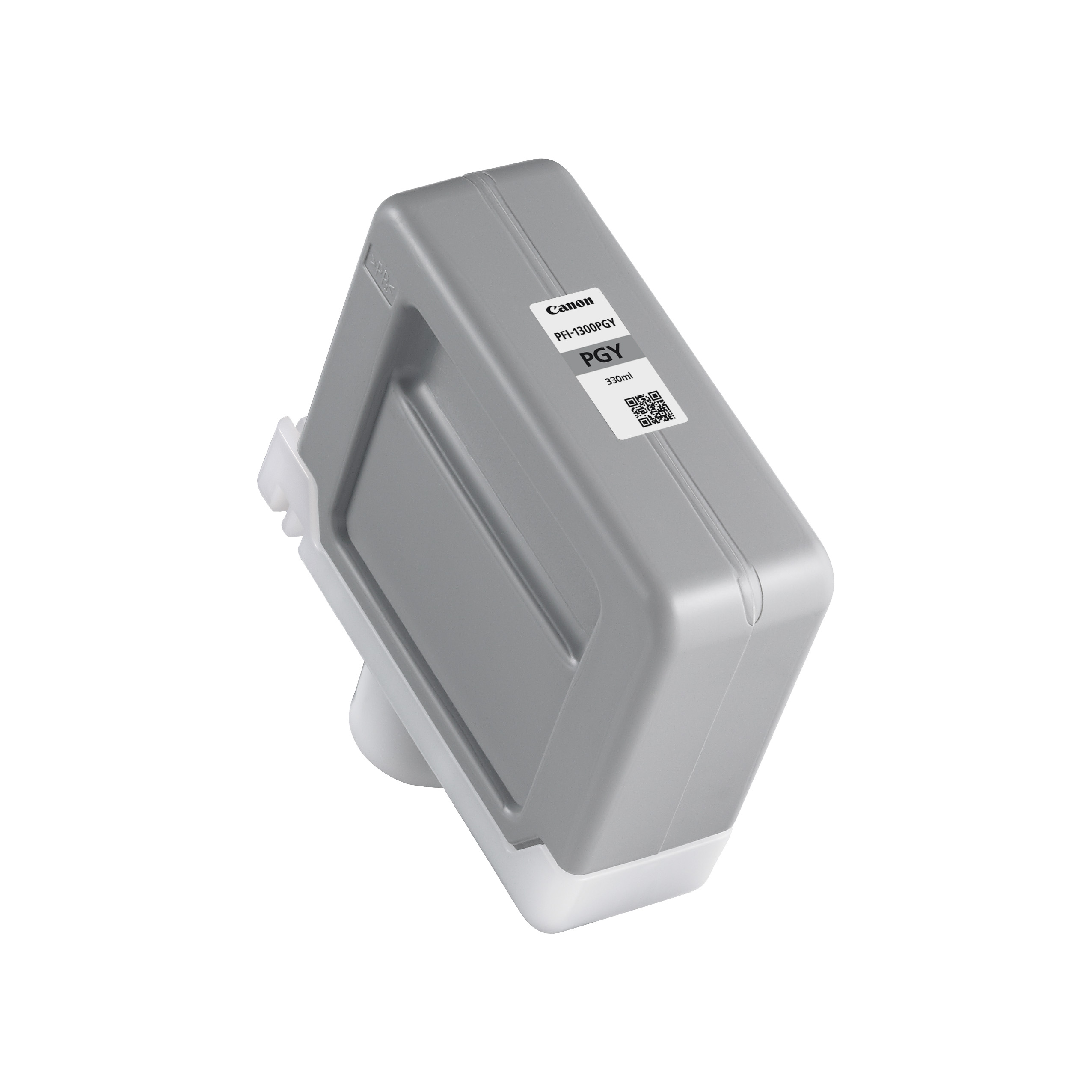 Canon PFI-1300PGY Photo Grey Ink Tank - 330ml Cartridge - for Canon PRO-2000, PRO-4000 Printer - 0818C001AA - next day delivery from GDS Graphic Design Supplies Ltd