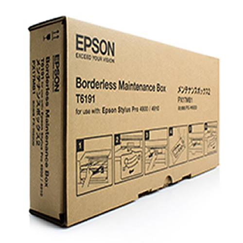 Epson Borderless Maintenance Tank for Epson Stylus Pro 4900 C13T619100