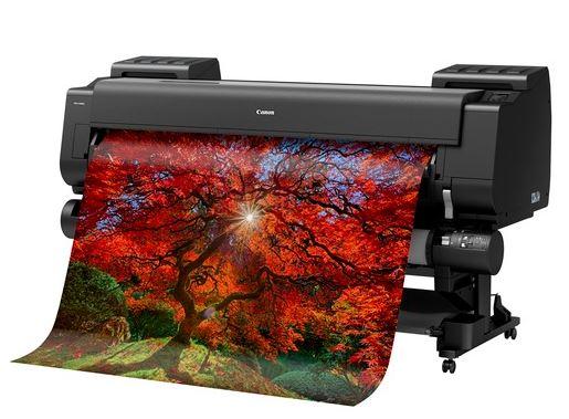 "Canon imagePROGRAF PRO-6000S - 60"" inch Production Graphics Printer"