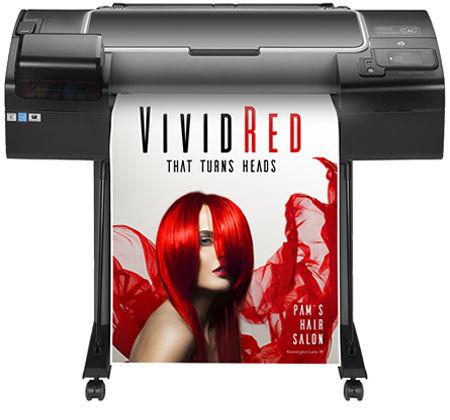 "HP DesignJet Z2600PS - 24"" inch - A1 - 6 Colour - Postscript Printer from GDS | Graphic Design Suppies Ltd"