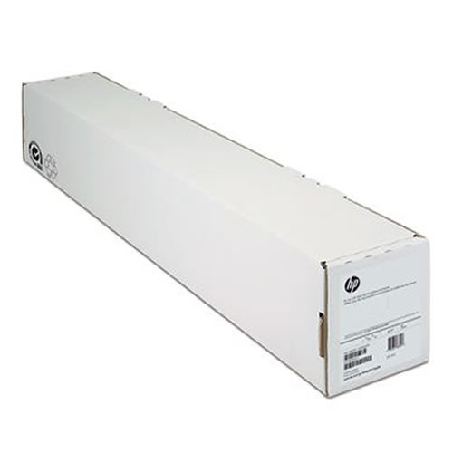 """HP Bright White Inkjet Paper Roll - 90gsm - 23.39"""" inch - A1 - 594mm x 45.7mt - Q1445A - from GDS Graphic Design Supplies Ltd"""