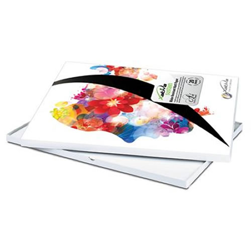 Xativa Ultra White Satin Photo Paper - 270gsm - A4 x 50 sheets - XSUW270-A4 - delivered next day from GDS | Graphic Design Supplies Ltd