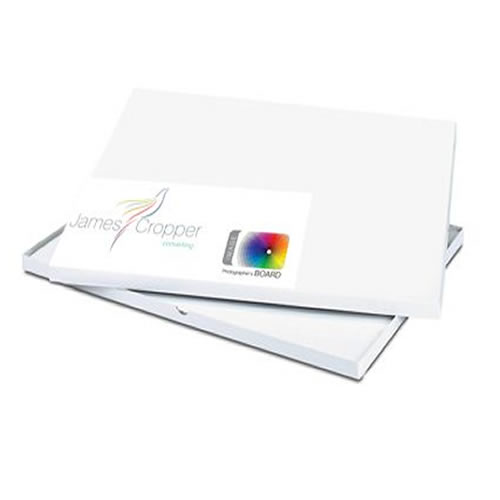 JCC Inkjet Printable Pearl Photo Board Sheets - 1.3mm - 975gsm - B1 x 10 sheets - JCPP13B1 - express delivery from GDS - Graphic Design Supplies Ltd