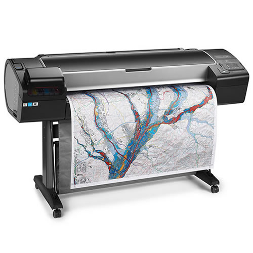 "HP DesignJet Z5600PS Printer - 44"" inch - B0 - 6 Colour - Photo & Graphics Postscript Printer - T0B51A"