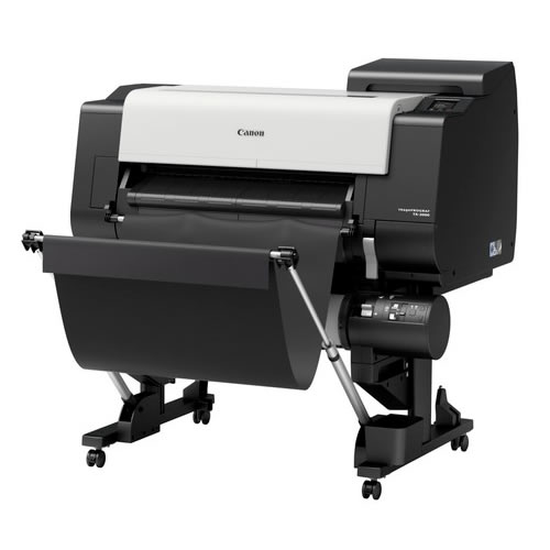 "Canon imagePROGRAF TX-2000 Printer - 24"" inch - A1 - 5 Colour - Pigment Ink - CAD Plotter 