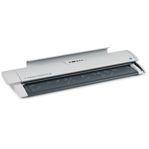 """Colortrac Document Return Guide - 36"""" inch - for SmartLF SC 36 Series Scanners (scanner not included)"""