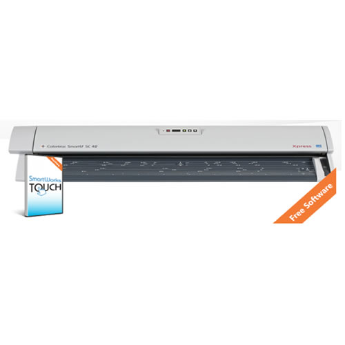 """Colortrac SmartLF SC 42e Scanner - 42"""" inch A0 High Speed Express Colour Document Scanner - with FREE basic software"""
