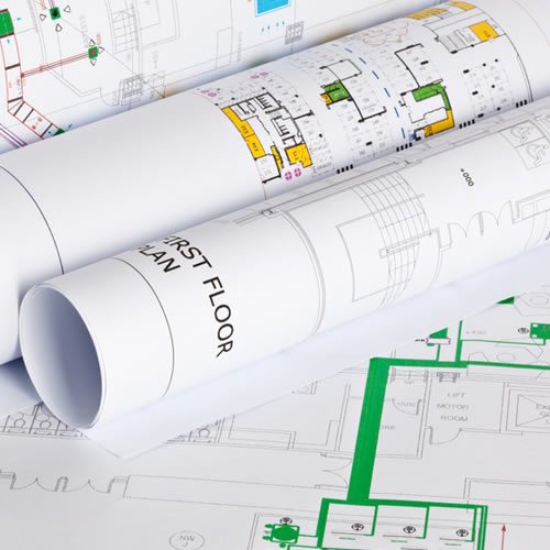 "HP DesignJet T120 Printer Paper Roll - Matt Coated Paper - 100gsm - 24"" inch - A1+ - 610mm x 45mt - suggested usage"
