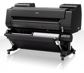 """Canon imagePROGRAF PRO-4000 Printer - 44"""" inch - B0 - 12 Colour - Photo 