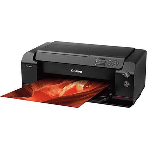 Canon imagePROGRAF PRO-1000 Printer - A2 - Desktop - Sheet Feed - 12 ink - Professional Inkjet Photographic Printer