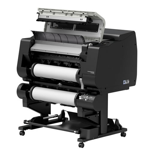 Canon RU-22 Dual Roll Unit | 2455C001AA | for Canon TX-2000 Printer - printer not included