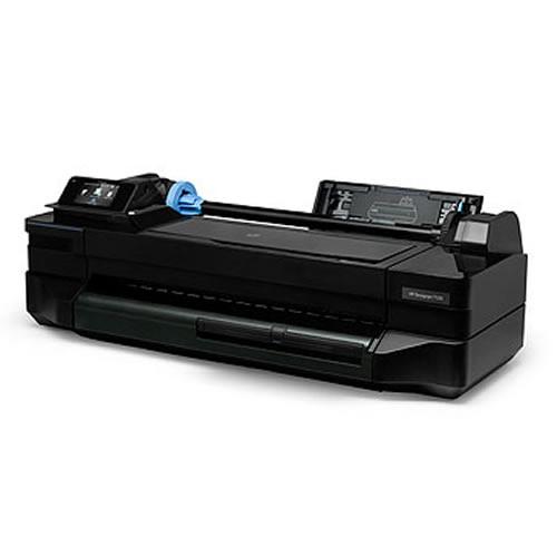 "HP DesignJet T120 Printer - 24"" inch - A1 - 4 Colour - CAD & General Purpose Technical Plotter - 2018 Edition - CQ891C"