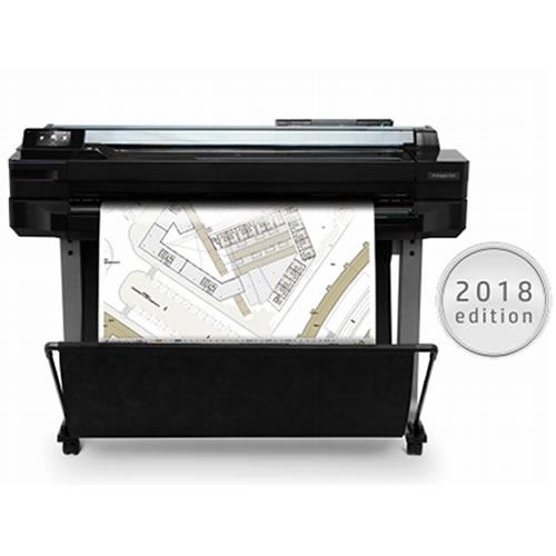 "T520 Printer - 36"" inch - A0 - 4 Colour - CAD & General Purpose Technical Plotter - 2018 Edition - CQ893C"