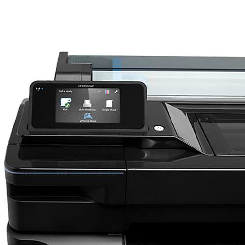 "HP DesignJet T520 Printer - 24"" inch - A1 - 4 Colour - CAD & General Purpose Technical Plotter - 2018 Edition - CQ890C"