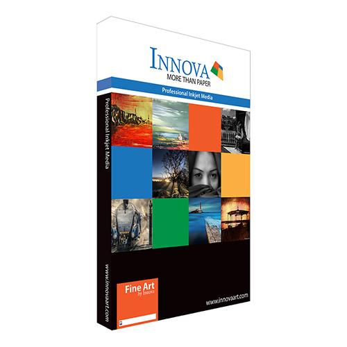 Innova Decor Smooth Art Paper Sheets - 210gsm - A4 x 50 sheets - IFA-24-A4-50