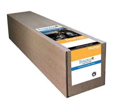Innova FibaPrint White Semi Matte Paper Roll - 300gsm - 610mm x 15mt - IFA-29-610x15