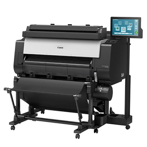 """Canon imagePROGRAF TX-3000 MFP T36 - 36"""" inch - A0 - 5 Colour - Pigment Ink - 