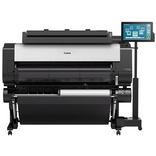 """Canon imagePROGRAF TX-4000 MFP T36   44"""" inch   5 Colour   Pigment Ink   General Purpose   Poster   Graphics Copier Scanner Printer - 2444C003AA/3308V474"""