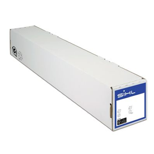 """Sihl TrueColor Matt White Smooth Art Paper - 250gsm - 24"""" inch - A1+ - 610mm x 30.5mt - 3285-24-30-3 - express delivery from GDS - Graphic Design Supplies Ltd"""