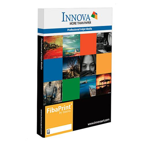 Innova FibaPrint White Matte Paper Sheets - 280gsm - A4 x 50 sheets - IFA-39-A4-50