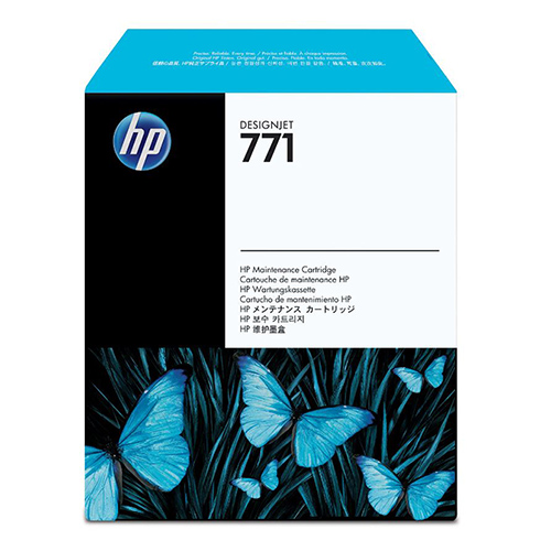 HP 771 Maintenance Cartridge - for Z6200 & Z6600 & Z6800 Printers - CH644A