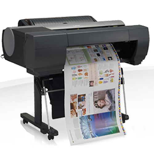 "Canon imagePROGRAF iPF6450 Printer | 24"" inch 
