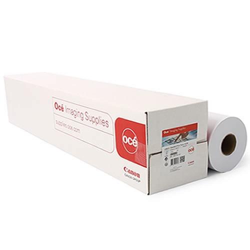 "Canon Group Oce IJM113 - Premium Matt Coated Inkjet Paper Roll FSC - 90gsm - 33.1"" inch - A0 - 841mm x 120mt - 97022827"