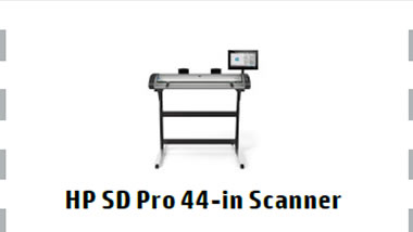 HP SD Pro 44 inch Scanner