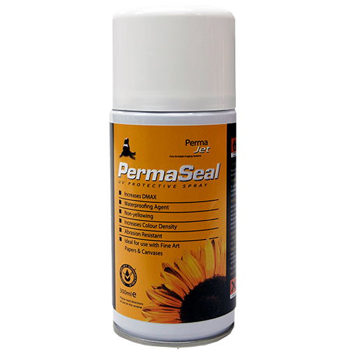 PermaJet PermaSEAL 400ml - Gloss UV Protective Inkjet Print Coating Spray - APJ59006