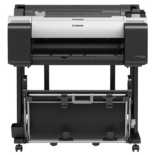 "Canon imagePROGRAF TM-200 Printer - 24"" inch - A1 - 5 Colour - Pigment Ink - CAD Plotter 