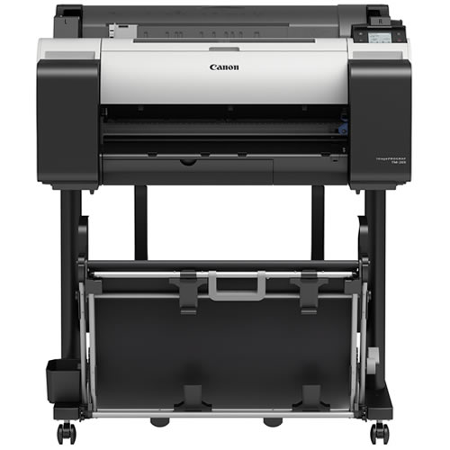 """Canon imagePROGRAF TM-205 Printer - 24"""" inch - A1 - 5 Colour - Pigment Ink - CAD Plotter 