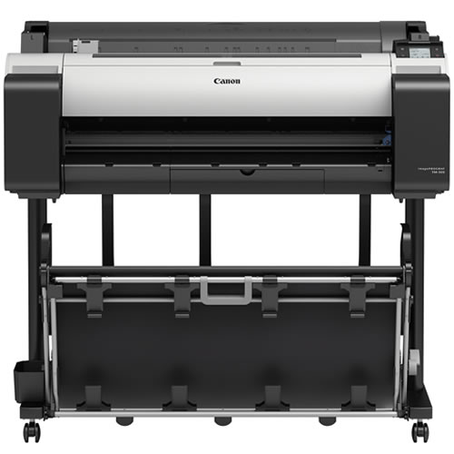 "Canon imagePROGRAF TM-305 Printer - 36"" inch - A0 - 5 Colour - Pigment Ink - CAD Plotter 