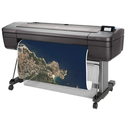 """HP DesignJet Z6dr Postscript Printer with Dual Roll and V Trimmer 