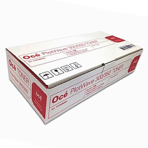 Canon (Océ) Plotwave 300 / 350 Toner Kit | Black | 2 x 400g toner bottles + 1 x Residual Toner Container Kit | 1070066394
