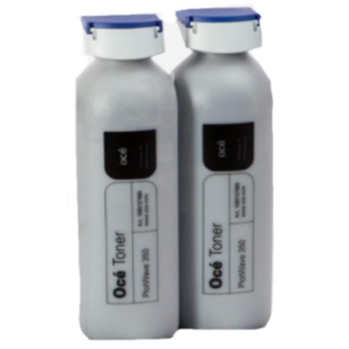 Canon (Océ) Plotwave 300 / 350 Toner Kit | Black | 2 x 400g toner bottles + 1 x Residual Toner Container Kit | 107006639