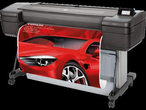 "HP DesignJet Z6 Postscript Printer | 44"" inch | 6 Colour | Pigment Ink | Poster & Production Graphics Printer | T8W16A"