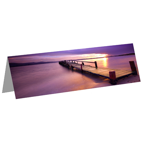 Fotospeed Fotocards - Art Smooth Duo 220 - Greetings Cards - 220gsm - i3 x 25 Cards - 7D190C