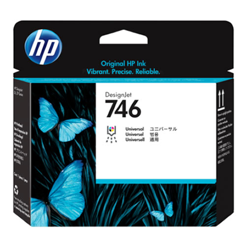 HP 746 Printhead | for HP DesignJet Z6, Z6dr, Z9+ & Z9+dr Printers | P2V25A