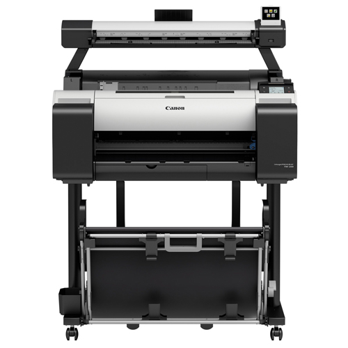 "Canon imagePROGRAF TM-200 MFP L24ei Multifunction Printer - 24"" inch - A1 - 5 Colour - Pigment Ink - CAD Plotter 