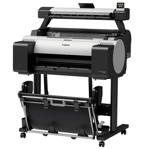 """Canon imagePROGRAF TM-200 MFP L24ei Multifunction Printer - 24"""" inch - A1 - 5 Colour - Pigment Ink - CAD Plotter 