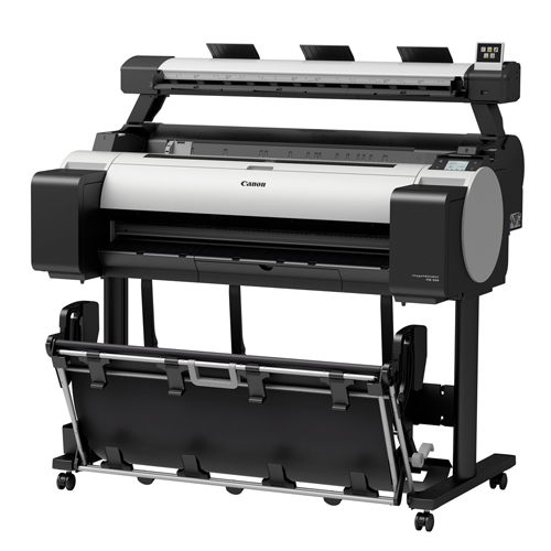"Canon imagePROGRAF TM-300 MFP L36ei Multifunction Printer - 36"" inch - A0 - 5 Colour - Pigment Ink - CAD Plotter 
