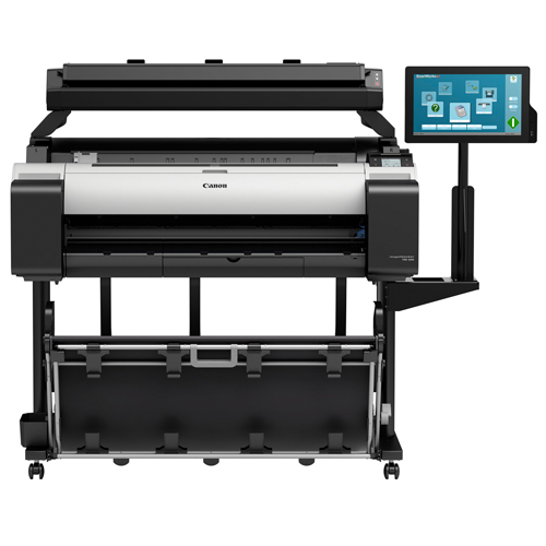 "Canon imagePROGRAF TM-300 MFP T36 Multifunction Printer - 36"" inch - A0 - 5 Colour - Pigment Ink - CAD Plotter | Higher Volume Scanning MFP | Poster | Graphics Printer | 3421V855+3058C003AA"