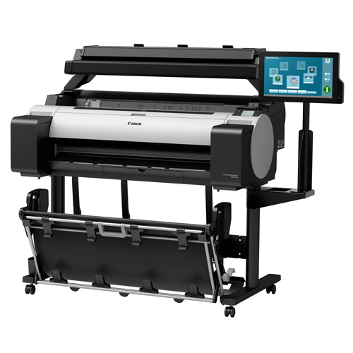 "Canon imagePROGRAF TM-305 MFP T36 High Performance Multifunction Printer | 500GB HDD - 36"" inch - A0 - 5 Colour - Pigment Ink - CAD Plotter 