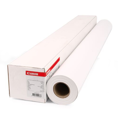 "Canon Group 2345C | Water Resistant Self-Adhesive Matte PP Film - 290gsm - 24"" inch - 610mm x 20.5mt - 2345C004AA"