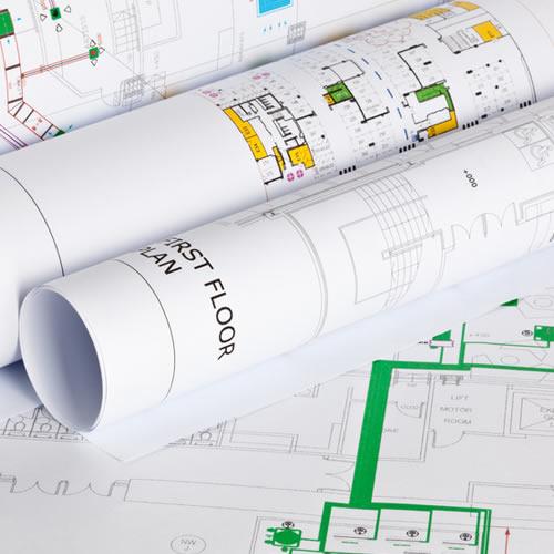 "HP DesignJet T520 Printer Paper Roll | Matt Coated Paper | 100gsm | 24"" inch | A1+ | 610mm x 45mt | GDS-MCP10061045/T520 - suggested usage"