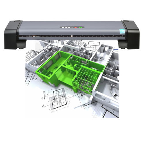 """Contex SD One+ Scanner - 24"""" inch A1 Colour Document Scanner - CON691"""
