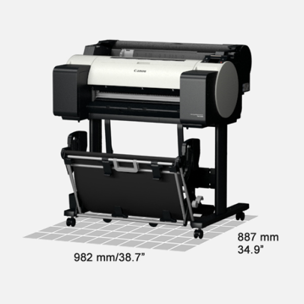 Canon imagePROGRAF TM-200 Printer - FOOTPRINT