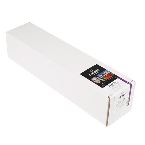 "Canson Infinity Baryta Photographique 310 Extra Smooth Satin Paper Roll - 310gsm - 50"" inch - 1270mm x 15.2mt - C00004796"